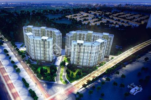 Trực tiếp chủ đầu tư bán căn K.1012 giá 932 triệu, 59,2 m2 full nội thất, nhận nhà 2017