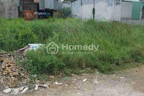 Nhượng nhanh lô đất 160 m2 mặt tiền hẻm chính Nguyễn Văn Tạo nhà bè giá 9 triệu/m2