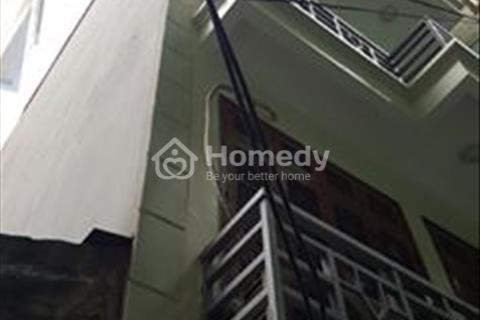 Bán nhà phố Trần Duy Hưng 53 m2, 4 tầng, 6,5 tỷ, 2 mặt ngõ, ở, kinh doanh tốt
