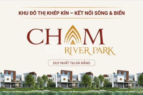 KĐT Chăm River Park - Giá gốc Chủ đầu tư, NCB hỗ trợ vay tới 70%, trả lãi 0% trong năm đầu tiên