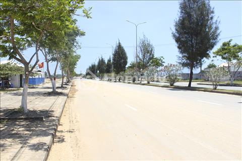 Lô đất biển 250 m2 2 mặt tiền view sông đường 30 m, trung tâm quận Ngũ Hành Sơn 3,45 tỷ