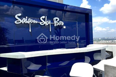 Bán lỗ Penhouse Sunrise City 330 m2, hồ bơi quầy bar riêng, nội thất nhập khẩu Mỹ. Giá 24 tỷ