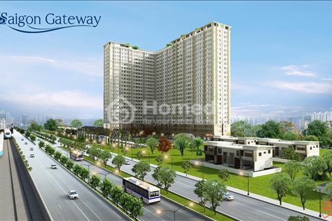 Đặt chỗ căn hộ cao cấp Saigon Gateway tọa lạc tại Quận 9