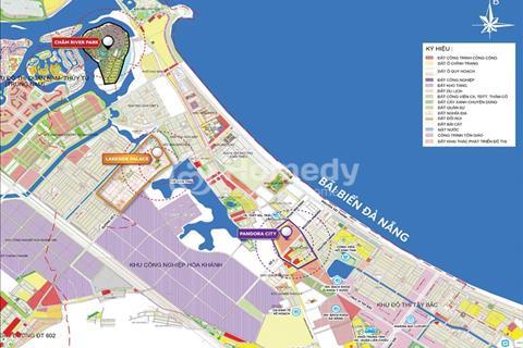 Bán 200 căn nhà phố, biệt thự Chăm River Park - Liên Chiểu - Đà Nẵng. Giá chỉ từ 1,8 tỷ/ căn