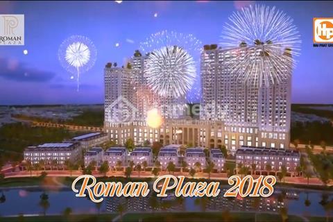 Bán suất ngoại giao liền kề Roman Plaza Hải Phát quận Nam Từ Liêm