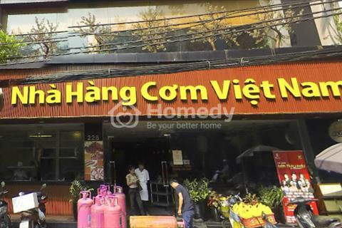 Cho thuê nhà mặt phố Thái Hà. Nhà đẹp nhất phố