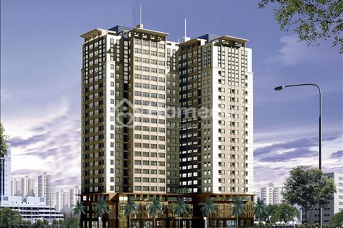 Bán căn chung cư B4 (64,42 m2) giá 1,6 tỷ - full nội thất. Chung cư Udic Riverside 122 Vĩnh Tuy