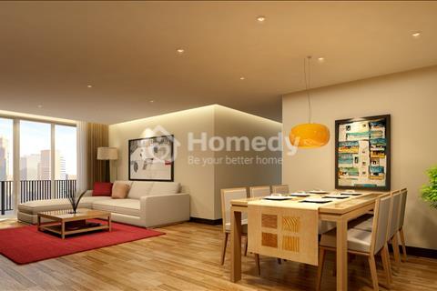Bán căn hộ chung cư cao cấp 60B Nguyễn Huy Tưởng, căn 2 ngủ. Diện tích 59 m2, nhà mới, đẹp