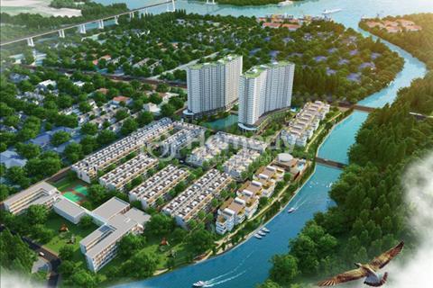 Bán lại căn góc Tháp Bắc dự án Luxury Home – Dự án Jamona City