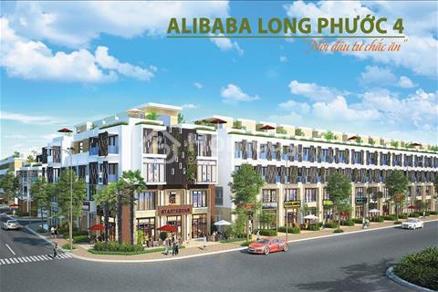 Khu dân cư Alibaba Long Phước 4