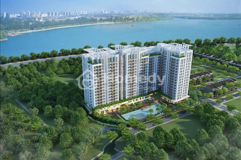 Cần bán căn hộ Opal Garden, diện tích 71 m2 lầu 9, view Phạm Văn Đồng