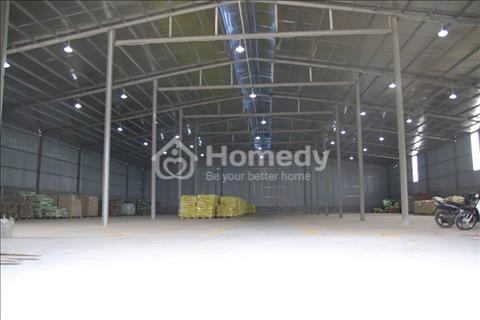 Chính chủ - cho thuê kho xưởng 200 - 500 m2 đường Lê Hữu Tựu, Đông Anh