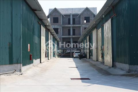 Cho thuê kho xưởng từ 126 - 5.000 m2 tại Cầu Bươu, Thanh Trì
