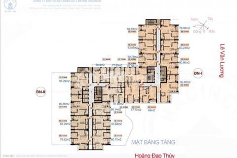 Bán căn góc 07 dự án Center Point, Lê Văn Lương diện tích 80,17 m2. Nhận nhà ở ngay, 3,1 tỷ