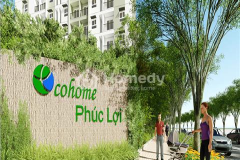 Đặt mua Ecohome Phúc Lợi giá gốc, chủ đầu tư tặng luôn 30 triệu, full căn tầng đẹp