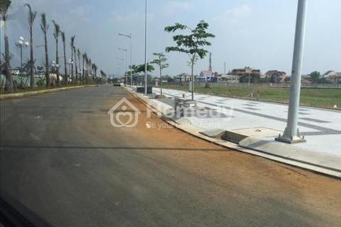 Sang gấp lô đất 5 x 20 m, 2 mặt tiền giá 569 triệu khu dân cư Phúc Lộc Bình Chánh