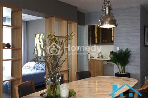 Bán căn hộ cao cấp 72 m2 mặt tiền ngay công viên Gia Định. Giá 2,65 tỷ