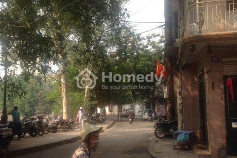 Bán nhà mặt phố Hương Viên, Hai Bà Trưng, Hà Nội, diện tích 44 m2, mặt tiền 4,8 m