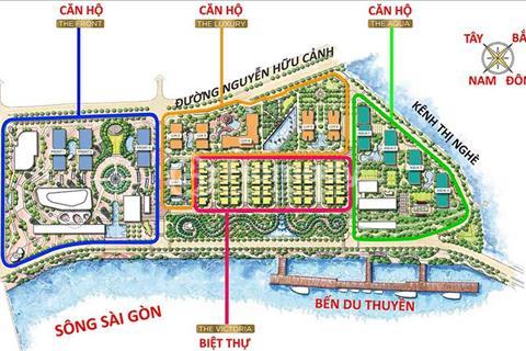Bán căn hộ Vinhome Golden River trung tâm Quận 1, thanh toán 30% nhận nhà