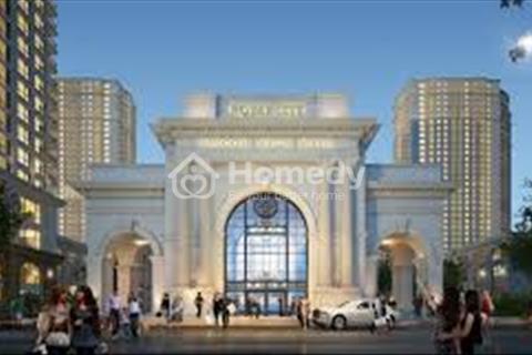 Chính chủ bán căn hộ R1 Royal City 109 m2, 2 phòng ngủ nội thất đẹp, ban công Tây Bắc, sổ đỏ