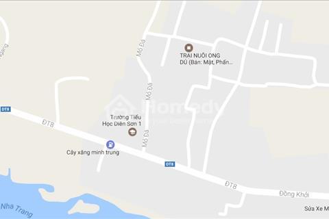 Bán nhanh lô đất trồng trọt ở mặt đường tỉnh lộ 8 xã Diên Lâm, 3.764 m2