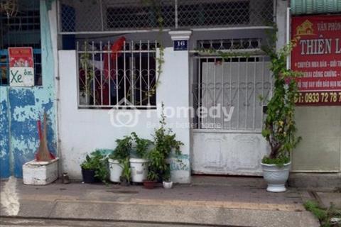 Bán nhà mặt tiền đường 185, Phước Long B, Quận 9, diện tích 41 m2. Giá 1,98 tỷ