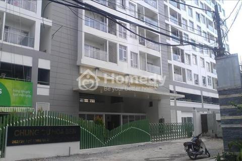 Cho thuê căn hộ Hoa Sen quận 11, diện tích 67 m2, 2 phòng ngủ, nội thất cơ bản. Giá 9 triệu/tháng