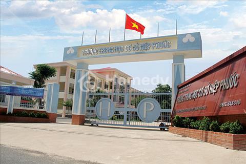 Bán đất sổ đỏ, huyện Nhơn Trạch, Đồng Nai giá chỉ 500triệu/nền.