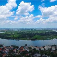 Cần bán căn hộ The Nassim Thảo Điền, 119m2, 3 phòng ngủ, tầng cao view sông Sài Gòn, giá tốt 8,5 tỷ
