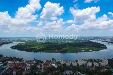 Cần sang nhượng lại căn hộ Nassim Thảo Điền, 119 m2- 3 phòng ngủ, view sông, giá tốt 7 tỷ