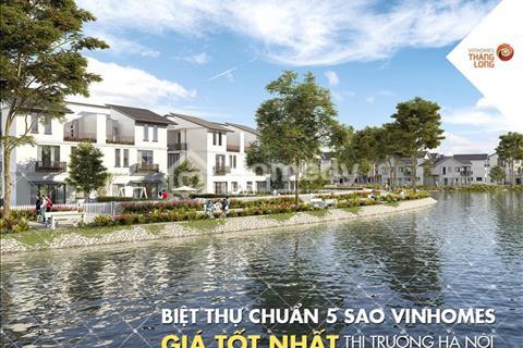 Đóng 1,8 tỷ tận hưởng cuộc sống nghỉ dưỡng mỗi ngày tại Vinhomes Thăng Long
