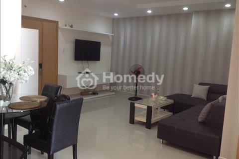 Cho thuê căn hộ Him Lam Riverside, Quận 7, 2 phòng ngủ, 16 triệu, full nội thất cao cấp