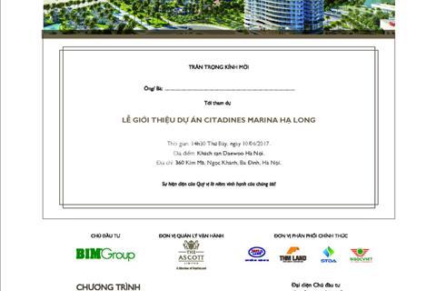 Chỉ 1,1 tỷ sở hữu căn hộ Condotel view trọn Vịnh Hạ Long