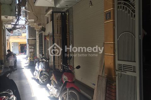 Bán nhà 4 tầng đẹp giá rẻ ngay phố Tôn Đức Thắng giá chỉ 2,88 tỷ