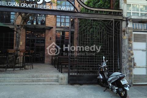 Cho thuê nhà mặt tiền đường Trần Hưng Đạo, phường Cô Giang, quận 1