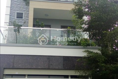 Bán nhà mới, đẹp, 3 lầu, khu dân cư Hoàn Cầu, Phường Tân Thuận Tây, Quận 7