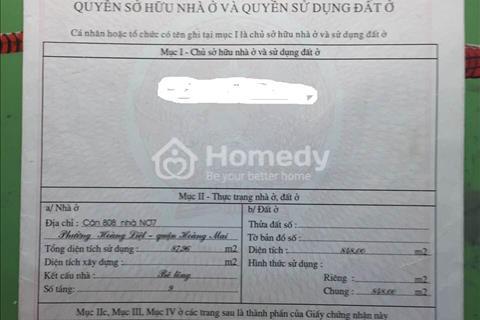 Bán căn hộ chung cư Pháp Vân - Hoàng Mai - Hà Nội
