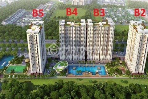 Bán căn hộ The Park Residence căn góc 73,86 m2 lầu cao view đẹp, giá 1,75 tỷ/căn