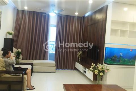 Cho thuê căn hộ cao cấp Sunrise City 3 phòng ngủ, 2 WC, full nội thất cao cấp 25 triệu/tháng