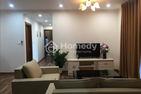 Cho thuê căn hộ 3 phòng ngủ đầy đủ thiết bị tòa nhà Goldmark City Hồ Tùng Mậu