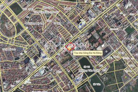 Bán sàn văn phòng mặt đường Trần Phú trung tâm quận Hà Đông - Sổ hồng lâu dài
