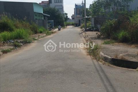 Bán 100 m2 đất thổ cư hẻm 274 xã Long Thới, Nhà Bè giá rẻ