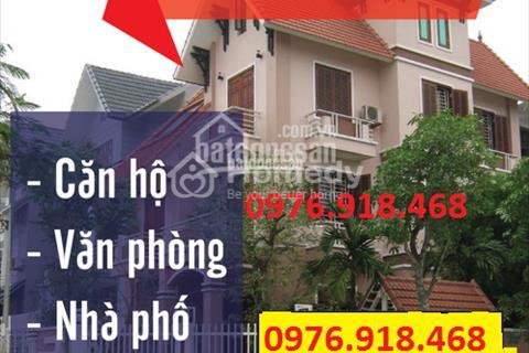 Bán biệt thự nhà vườn 147 m2 và lô góc 170m2 khu Đô Thị Trung Văn Hancic