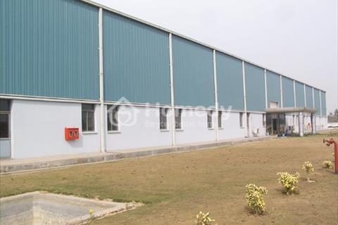 Cho thuê nhà xưởng tại thành phố Hải Dương gần cảng Cống Câu 1.505 m2 khuôn viên 4.000 m2