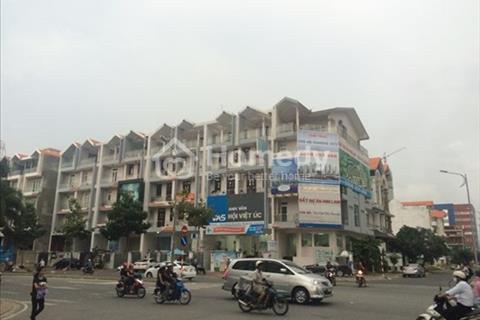 Cho thuê nhà phố mặt tiền Nguyễn Thị Thập, xây mới 1 hầm, 1 trệt, 3 lầu, áp mái 76 triệu/tháng