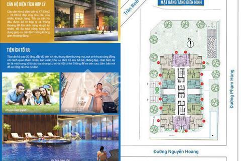 Sở hữu chung cư Mỹ Đình chỉ với 1,3 tỷ/căn 2 phòng ngủ tại FLC Green Home - 18 Phạm Hùng