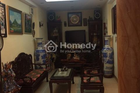 Nhà ở phố Phan Chu Trinh, Hoàn Kiếm. 67 m2, 5 tầng. Cho thuê quá tốt. Ô tô vào gần sát nhà