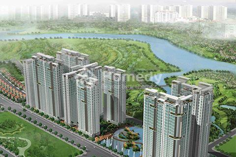 Cần bán căn hộ Phú hoàng Anh view hồ bơi, nhà trang trí cực đẹp
