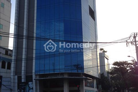 Văn phòng 1 hầm 7 lầu, thang máy góc hai mặt tiền đường Trần Quang Diệu