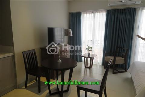 Brand - New Studio apartment in Dang Thai Mai, Tay Ho dist for rent